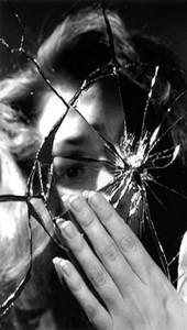 malicious mischief by broken mirror